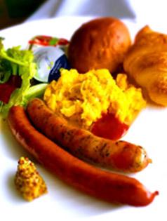 朝食サービス