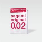 サガミオリジナル0.02mm ¥390
